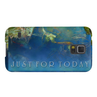 Just for Today Koi Pond Galaxy S5 Case