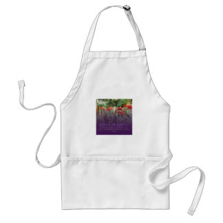 Just For Today Serenity Prayer Adult Apron