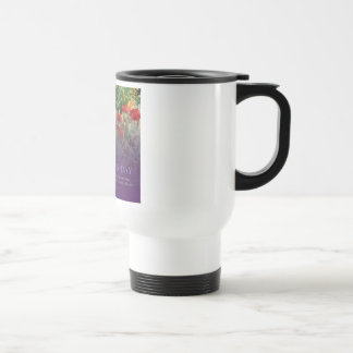 Just For Today Serenity Prayer Travel Mug