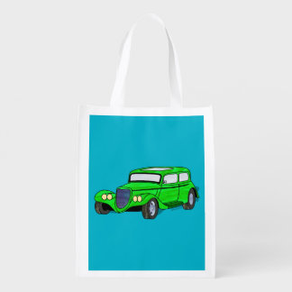 Just FORd Fun Reusable Grocery Bag