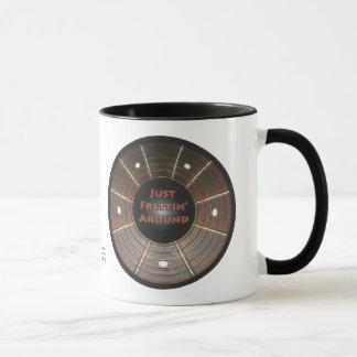 Just Frettin' Around - Coffee Mug