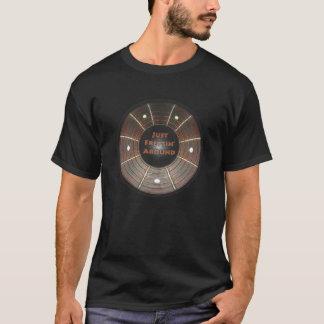 Just Frettin' Around Mens T-Shirt