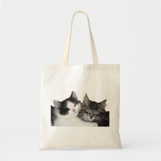 Just Friends Budget Tote Bag