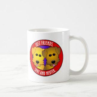 Just Friends-Dogs Mug