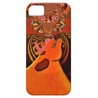 Just Funny Giraffe image design iPhone SE/5/5s Case
