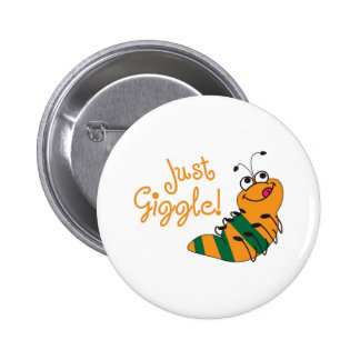 Just Giggle Pinback Buttons