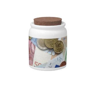 Just Gimme Money Candy Jar