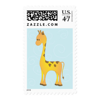 Just Giraffe Postage