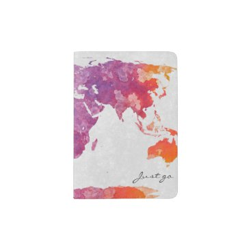 ShopwithSara Just Go Passport Holder