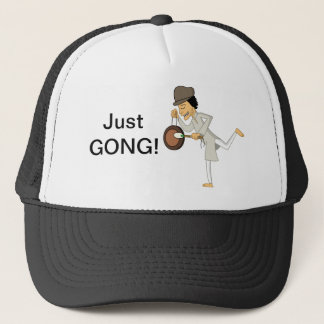 Just Gong Trucker Hat