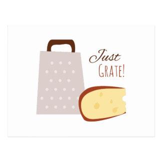 Just Grate Postcard