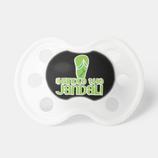 just handle the jandal! KIWI New Zealand funny say Pacifier