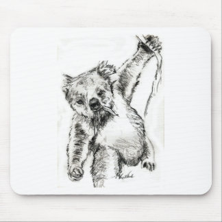 Just Hangin Around Mouse Pad