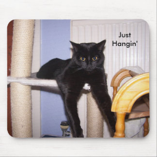 Just Hangin' Mouse Pad