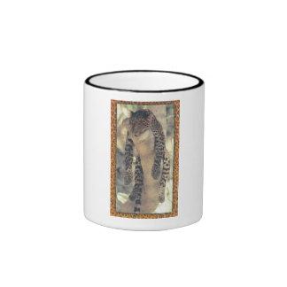 Just hangin ringer coffee mug