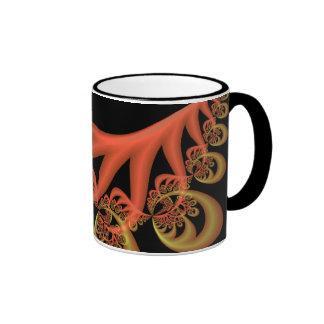 Just Hangin' Ringer Coffee Mug