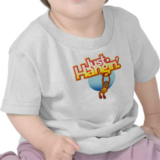 Just Hangin' Orangutan Shirt
