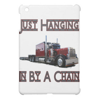 Just Hanging By A Chain iPad Mini Case