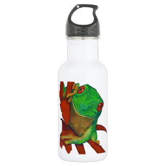 JUST HANGING OUT STAINLESS STEEL WATER BOTTLE