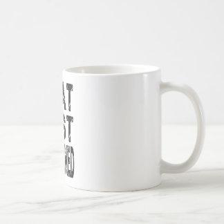 Just Happened Coffee Mug