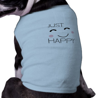 Just Happy Smiley Tee