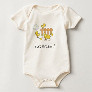 Just Hatched Baby Bodysuit