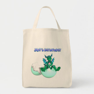 Just Hatched Diaper Tote Bag