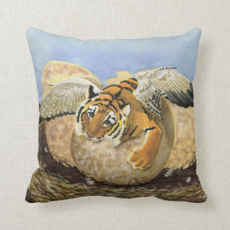 Just Hatched Pillow