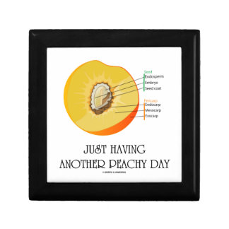 Just Having Another Peachy Day (Peach Anatomy) Gift Box