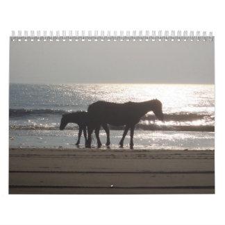 Just Horses Calendar