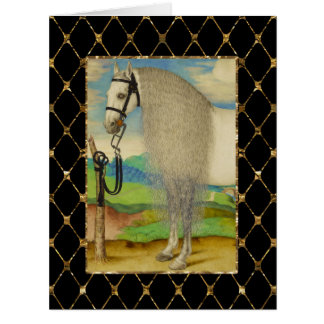 Just Horsing Around Big Card