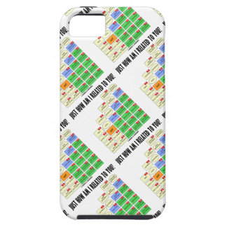 Just How Am I Related To You? (Genealogy) iPhone 5 Covers