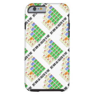 Just How Am I Related To You? (Genealogy) iPhone 6 Case