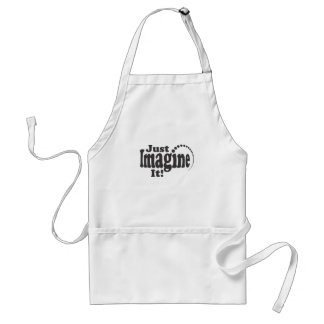 Just Imagine It! - Dots Adult Apron