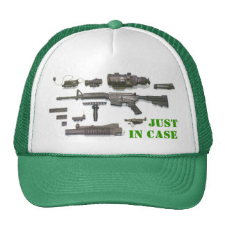 Just In Case Hats
