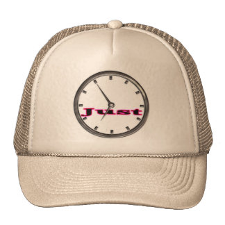 Just in Time Trucker Hats