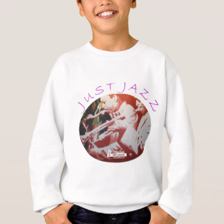 just jazz sweatshirt