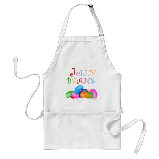 Just Jelly Beans Adult Apron
