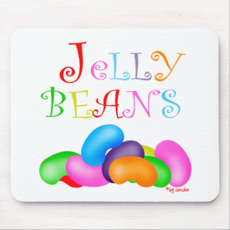 Just Jelly Beans Mouse Pad