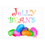 Just Jelly Beans Postcards