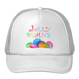 Just Jelly Beans Trucker Hats