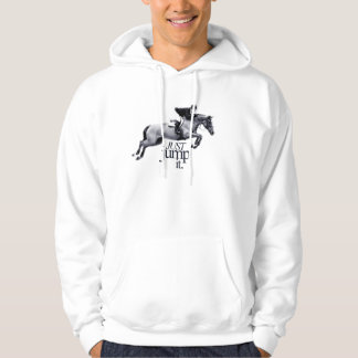 Just Jump It Hooded Pullover