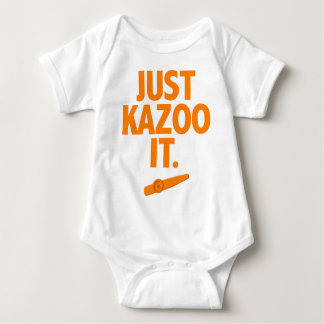 Just Kazoo It Baby Bodysuit