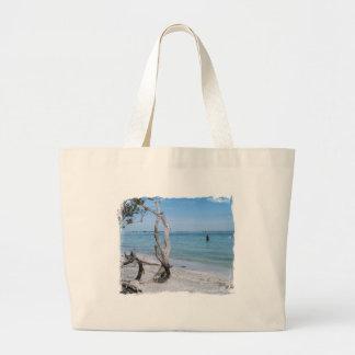 Just Keep Swimming.... Large Tote Bag