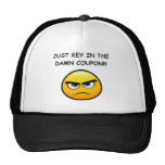 JUST KEY IN THE COUPON! HATS