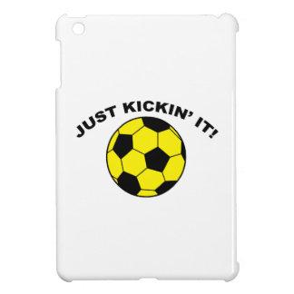 Just Kickin' It! iPad Mini Cover