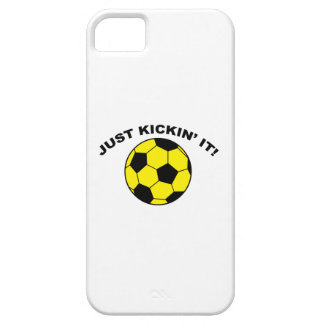 Just Kickin' It! iPhone 5 Cases