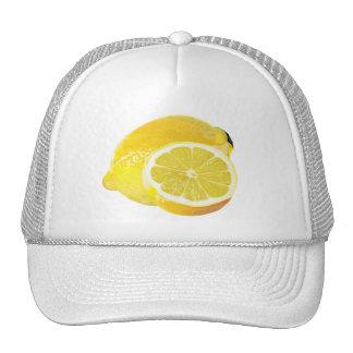 Just Lemons Mesh Hats