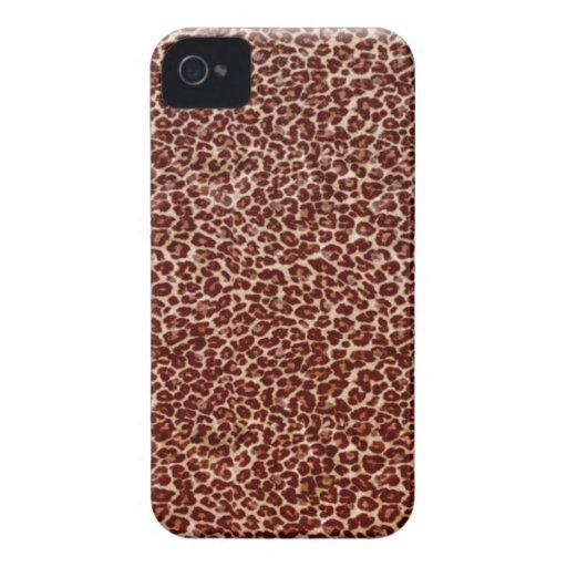 Just Leopard iPhone 4 Case