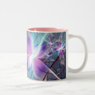 Just like a dream Two-Tone coffee mug